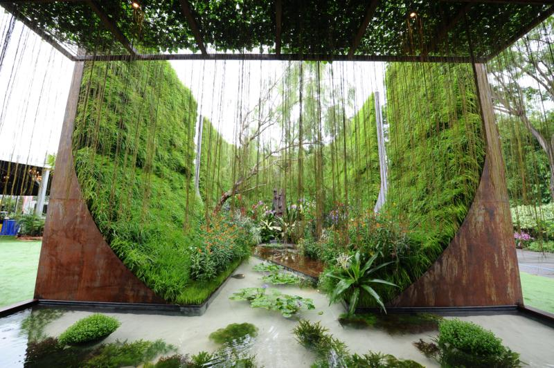 Best Of Show Awards At The Singapore Garden Festival - GardenDrum