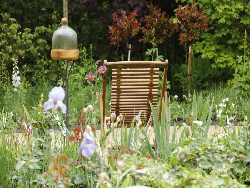 """""""Le jardin de parfumeur"""". Photo courtesy of Domaine de Chaumont-sur-Loire"""