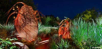 South African Garden by Leon Kluge at Chaumont-sur-Loire International Garden Festival last year