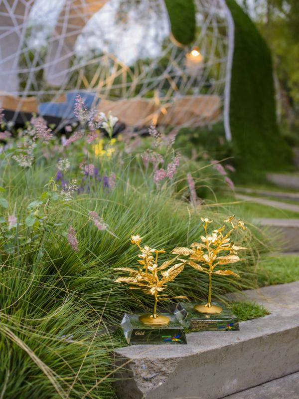 Singapore Garden Festival Leon Kluge Bayley Luutomes