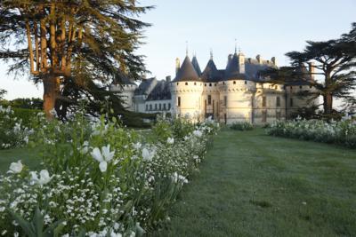 The Chateau at Chaumont-sur-Loire. Photo by ERIC SANDER POUR LE DOMAINE DE CHAUMONT-SUR-LOIRE