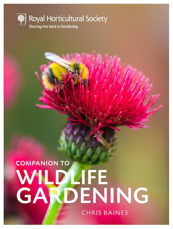RHS Companion to Wildlife Gardening cover