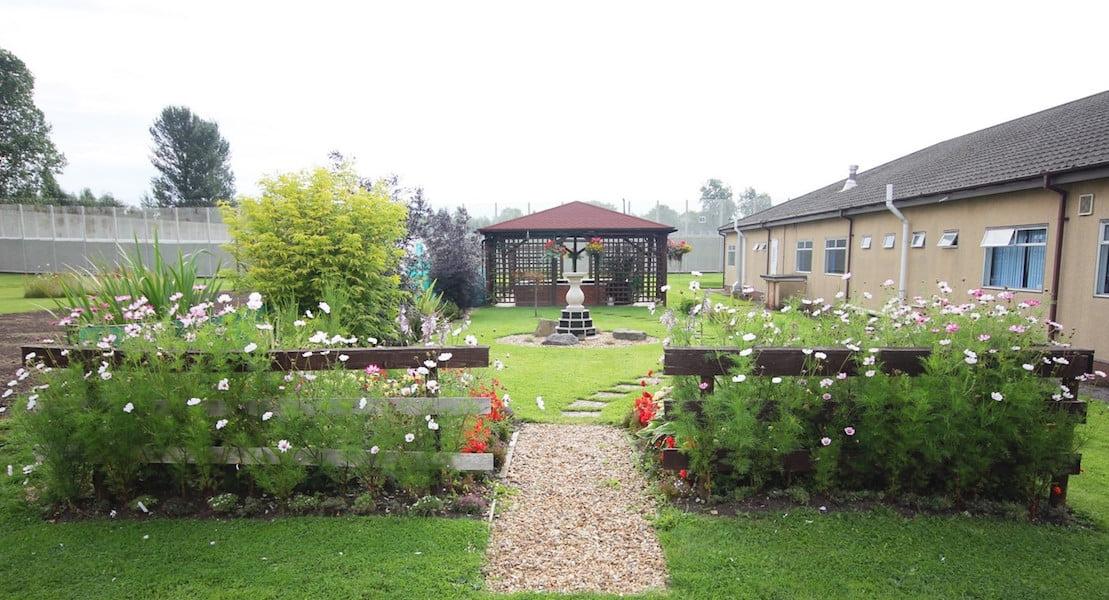 HMP Wymott Memorial Garden