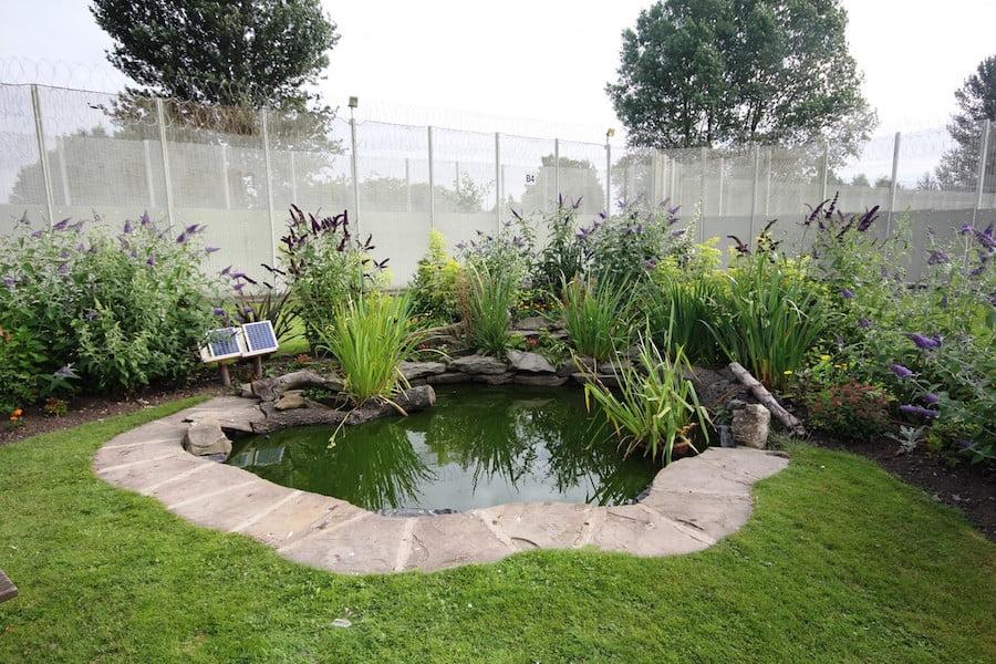 HMP Wymott Sensory Garden