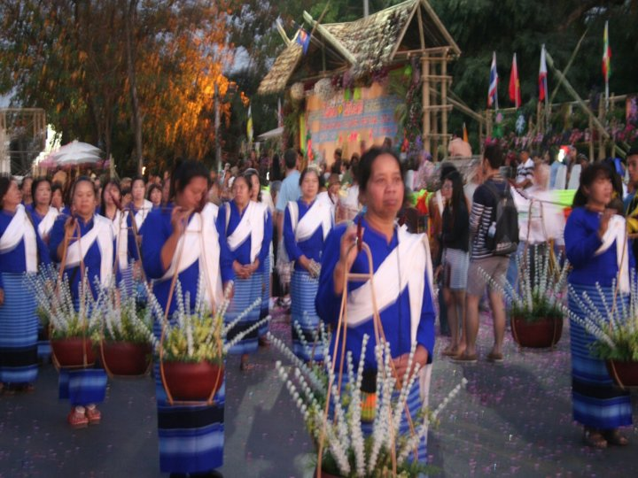 Thailand parade