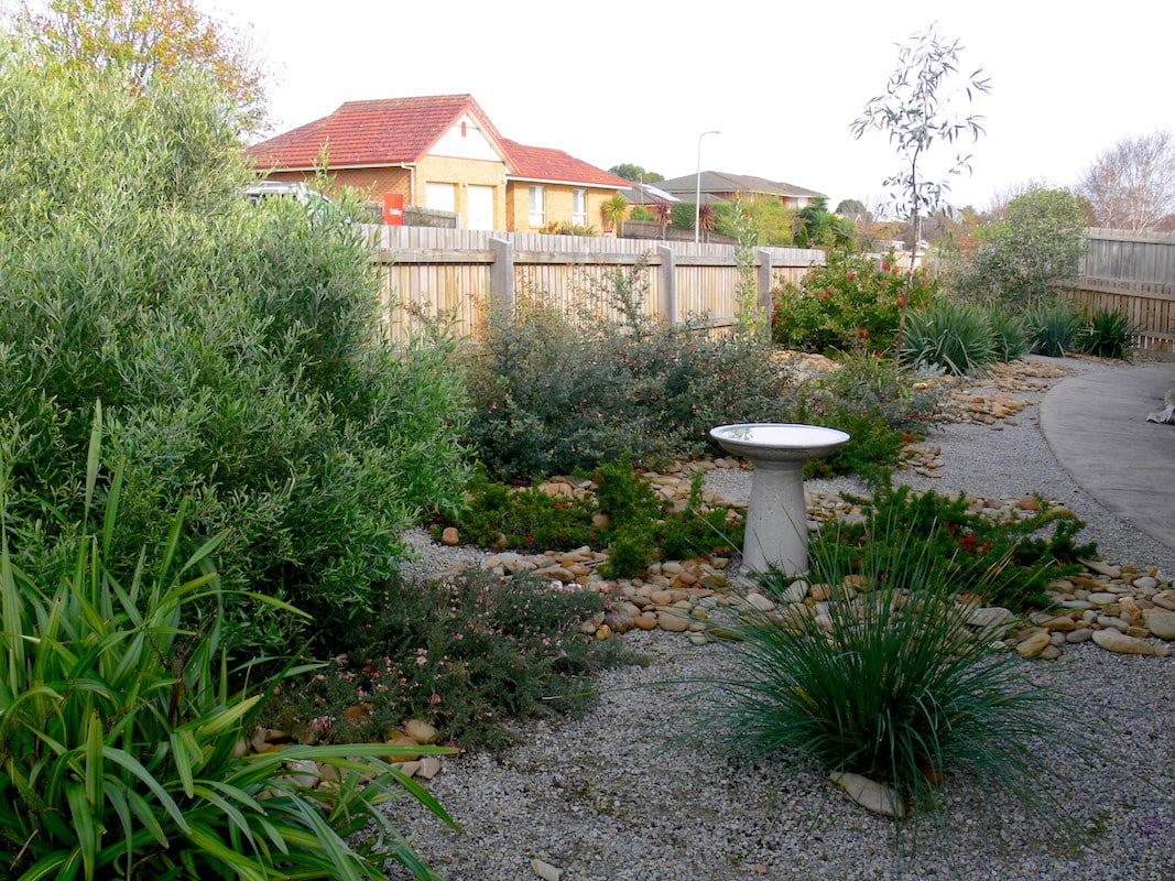 The Sustainable Landscape - Timandra Design and Landscaping, Warrnambool Project