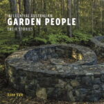 Influential Garden People by Anne Vale, cover