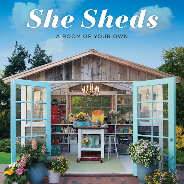 review 39 she sheds a room of your own 39 gardendrum